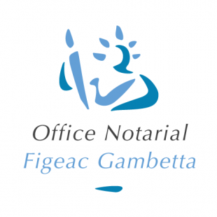 NOTAIRE FIGEAC GAMBETTA LOT FRANCE OFFICE NOTARIAL IMMOBILIER LOGO